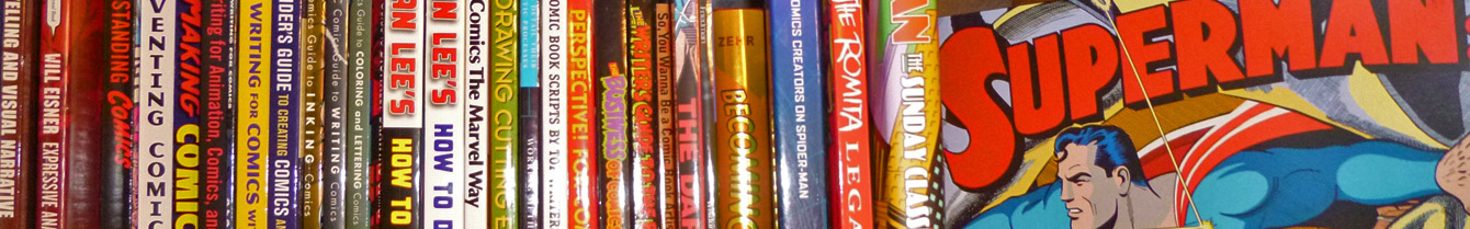 Books About Comics Collection